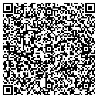 QR-код с контактной информацией организации Алендгрупп, ООО
