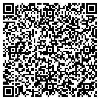 QR-код с контактной информацией организации Адильбекова, ИП