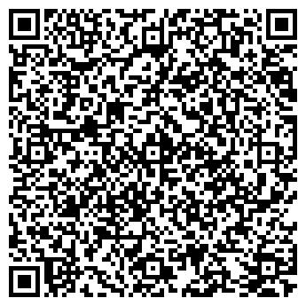 """QR-код с контактной информацией организации Хот виза, СПД """"Hot visa"""""""