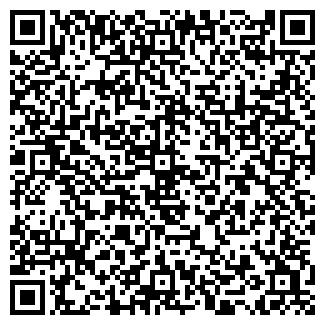 QR-код с контактной информацией организации Виза Клаб, СПД