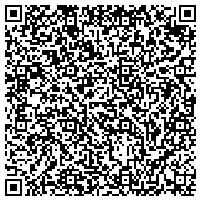 QR-код с контактной информацией организации Перекландия, агентство переводов
