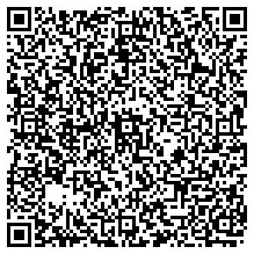 QR-код с контактной информацией организации Велнесс-клуб «Атмосфера»