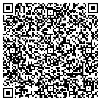 QR-код с контактной информацией организации ИП «Бизнес- класс»