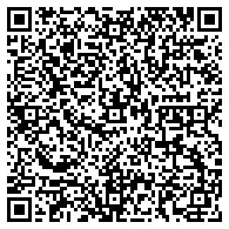QR-код с контактной информацией организации Школа Женщины