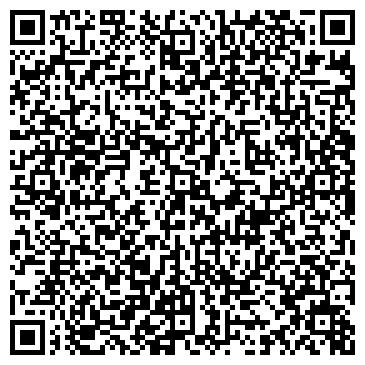 QR-код с контактной информацией организации Фитнес-центр «Аквариум»