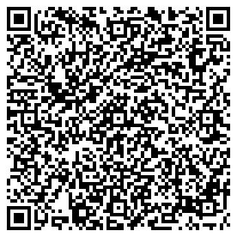 QR-код с контактной информацией организации Квадраткадры, ООО