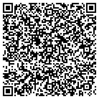 QR-код с контактной информацией организации Тренинг Клуб, ИП