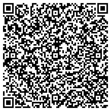 QR-код с контактной информацией организации Харьковский спортклуб «Высота»