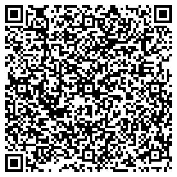 QR-код с контактной информацией организации Вектор Роста, ЧУП