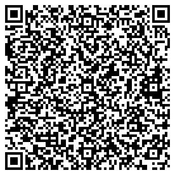 QR-код с контактной информацией организации Финансовый упех