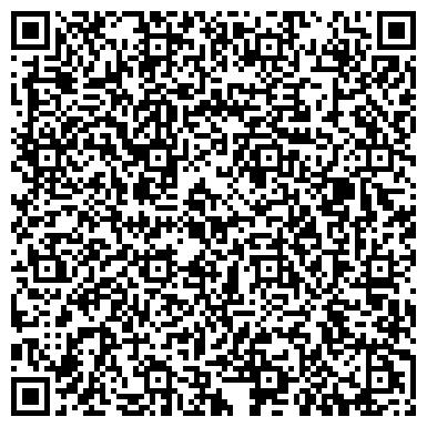QR-код с контактной информацией организации Компания «Ваш мир» совместно с клубом «Гаятри»