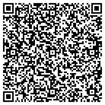 QR-код с контактной информацией организации Тренинговый Клуб «Век»