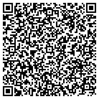 QR-код с контактной информацией организации Театр-школа «Образ»