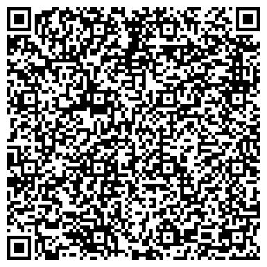QR-код с контактной информацией организации Тренинговый центр взаимоотношений, ЧП