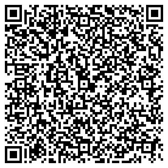 QR-код с контактной информацией организации LeaderGroup, ООО