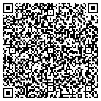 QR-код с контактной информацией организации Автошкола КАРАТ
