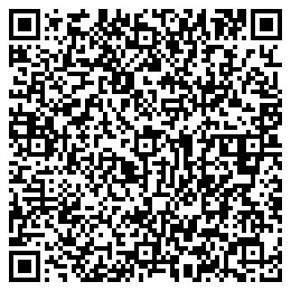 QR-код с контактной информацией организации Школа ДЭИР