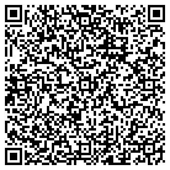 QR-код с контактной информацией организации Клео, Дамский клуб, ИП