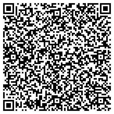 QR-код с контактной информацией организации Субъект предпринимательской деятельности Школа визажа Ольги Дороховой