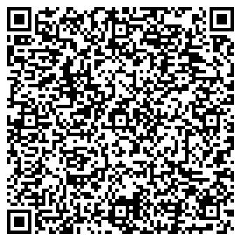QR-код с контактной информацией организации ATE Finance