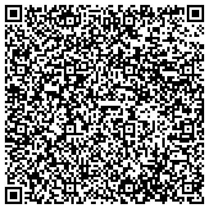 QR-код с контактной информацией организации ИПК и переподготовки кадров по новым направлениям развития техники, технологии и экономики, УО