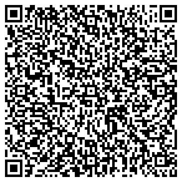 QR-код с контактной информацией организации Студия волос MAGIK