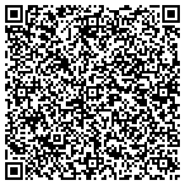 QR-код с контактной информацией организации клуб Айкидошка