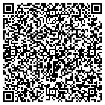 QR-код с контактной информацией организации Субъект предпринимательской деятельности Альфа и Омега