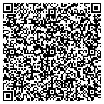 QR-код с контактной информацией организации «Beautiful eyes» школа по наращиванию ресниц