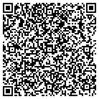 QR-код с контактной информацией организации Учебный центр IBA