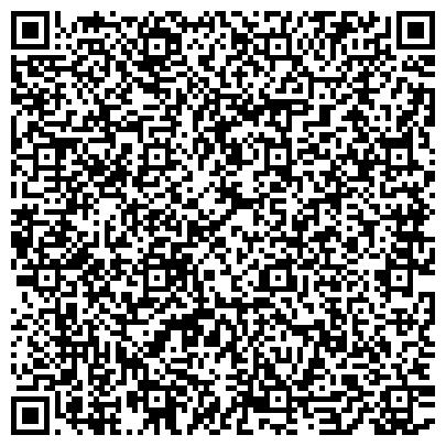 QR-код с контактной информацией организации Частное учебное унитарное предприятие ВизавиНовация