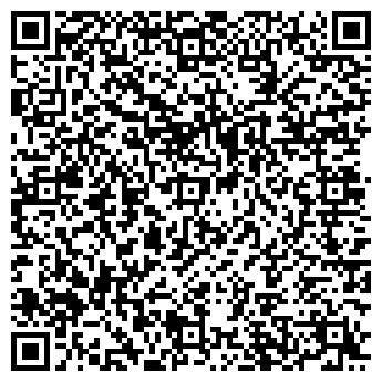 QR-код с контактной информацией организации Салон «NAILS SHOP»