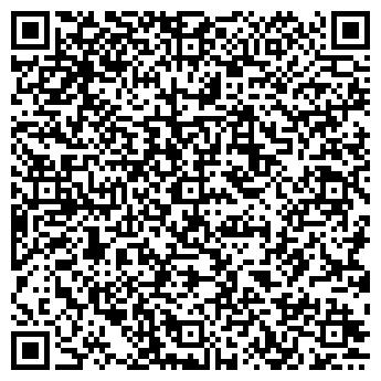 QR-код с контактной информацией организации Салон красоты Brava!