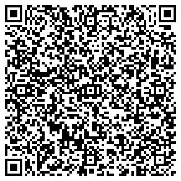 QR-код с контактной информацией организации BAIEL Language center
