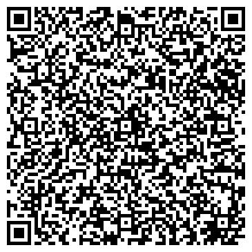 QR-код с контактной информацией организации Школа макияжа