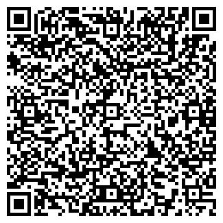 QR-код с контактной информацией организации fitnessblitz