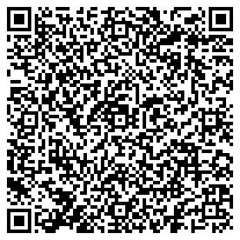 QR-код с контактной информацией организации ЧСУП Черный медведь
