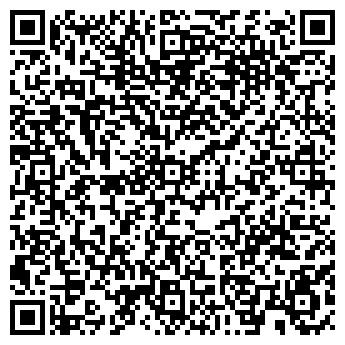 QR-код с контактной информацией организации Автошкола БКР, ООО