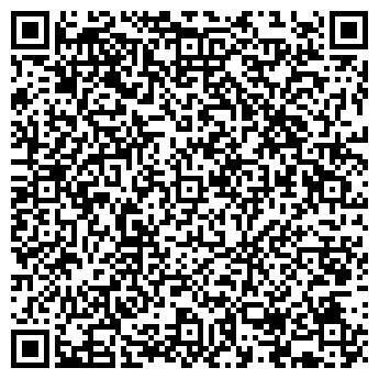 QR-код с контактной информацией организации Кинезис, ТСК