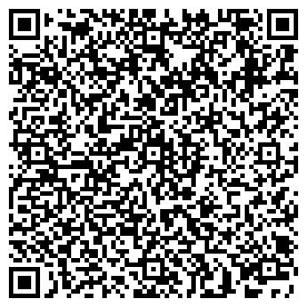 QR-код с контактной информацией организации Феерия, Шоу-балет
