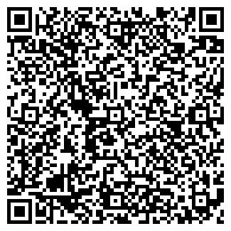 QR-код с контактной информацией организации БУДПРОЕКТ
