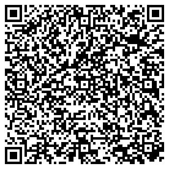 QR-код с контактной информацией организации ИЦ «Мир студента»