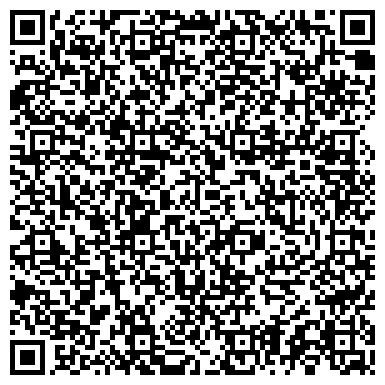 QR-код с контактной информацией организации Авторская школа вечерней прически Елены Войновой