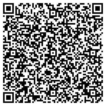 QR-код с контактной информацией организации Студия дизайна «Etoil», Частное предприятие