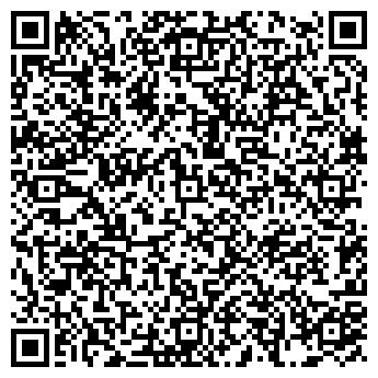 QR-код с контактной информацией организации art-schoоl
