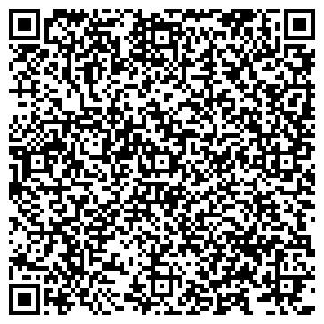 """QR-код с контактной информацией организации Субъект предпринимательской деятельности Cтудия иностранных языков """"Like"""""""