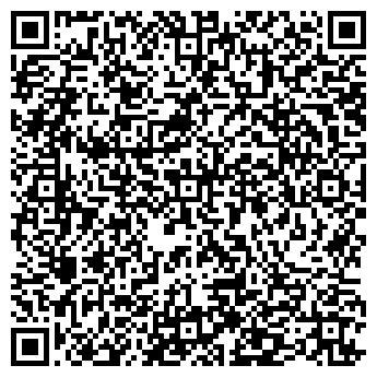 QR-код с контактной информацией организации Агентство добрых услуг