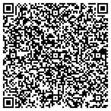 """QR-код с контактной информацией организации Лингвистический центр """"Rainbow"""""""
