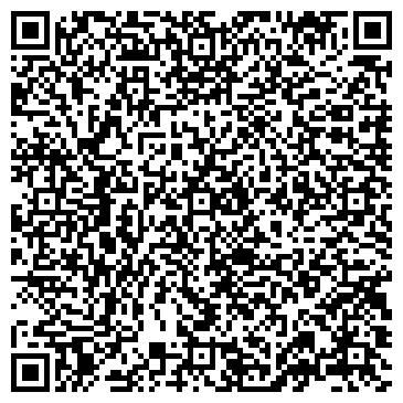 """QR-код с контактной информацией организации Школа английского языка """"Orange"""""""