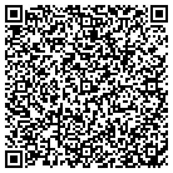 QR-код с контактной информацией организации Языковая школа Ла-Манш